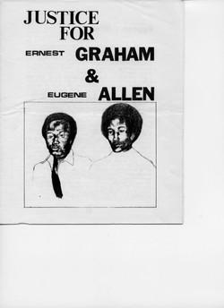 Justice for Ernest Graham and Eugene Allen