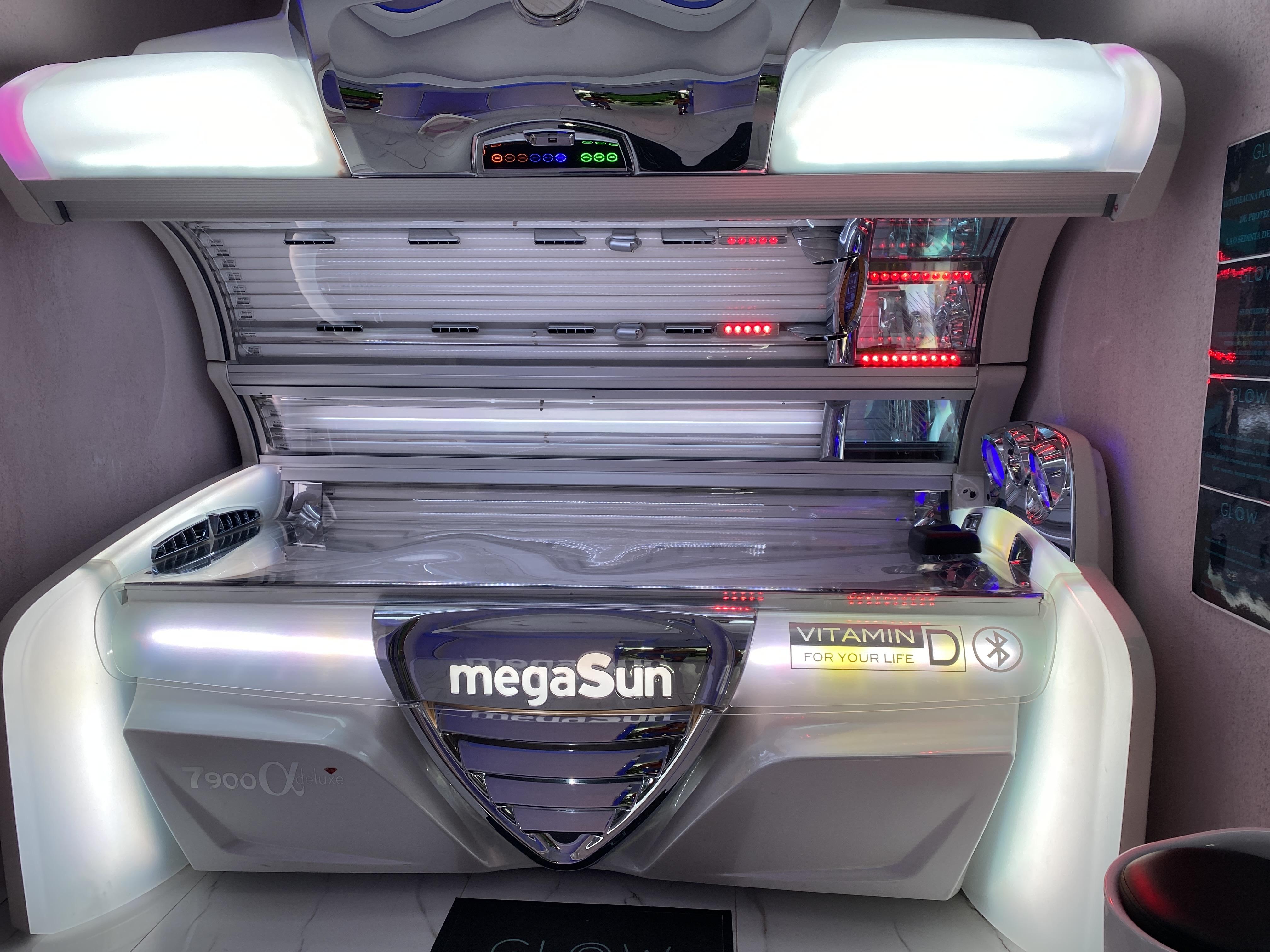 Megasun 7900 Alpha Delux White
