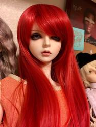 Scarlet Aphelion