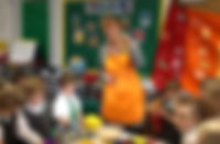 Primary School cooking workshop
