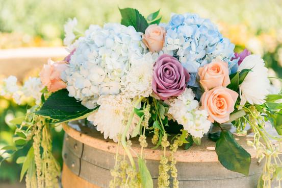 Las Positas Vineyard Wedding | Photography by Vee