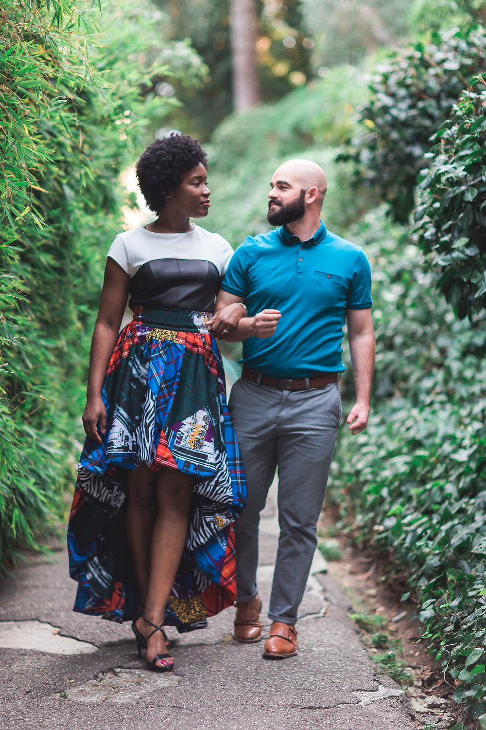 North Beach / Coit Tower Engagement Shoot
