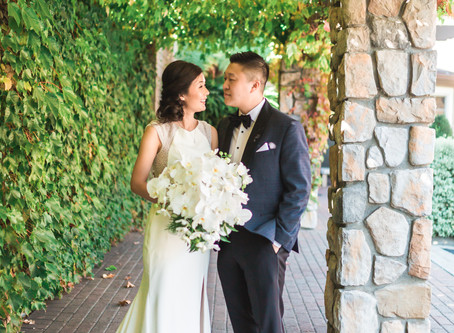 R + C | Wedgewood Weddings StoneTree | Novato, CA