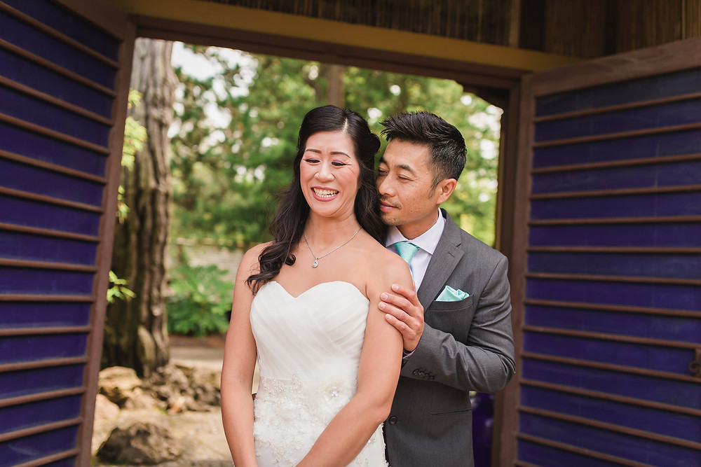 Japanese Tea Garden Wedding