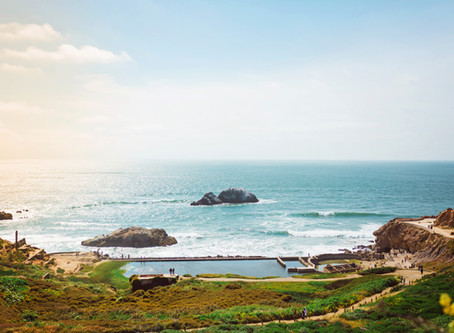 Cliff House Wedding | A + A