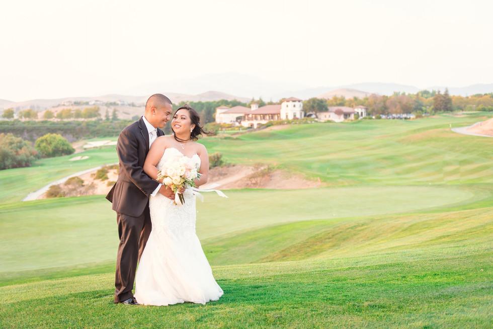 Bridge Golf Club Wedding | Photography by Vee