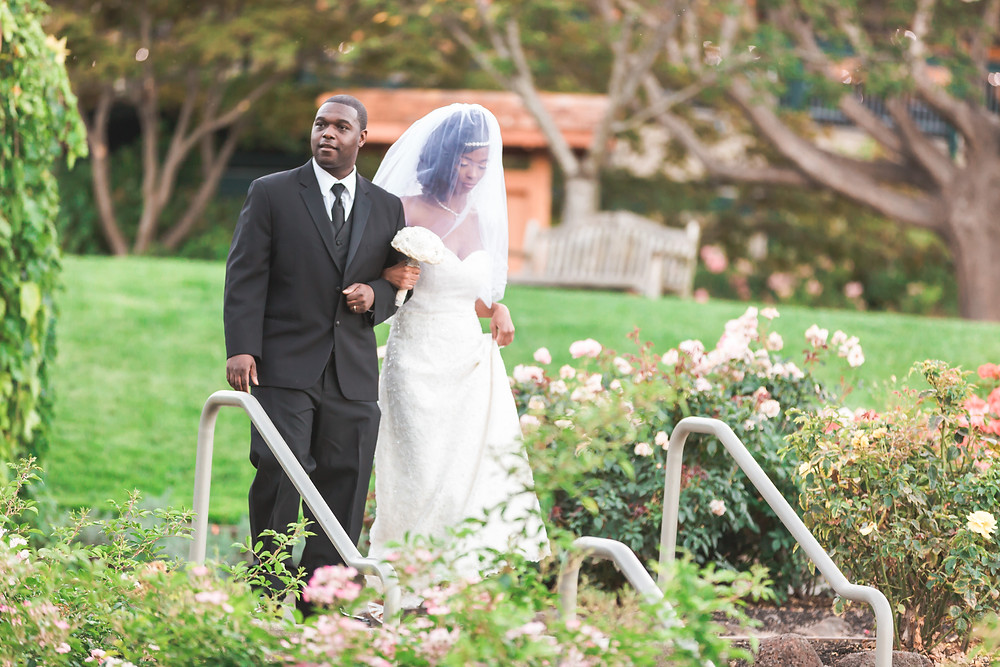 Gardens at Heather Farms | Bay Area Wedding Photographer