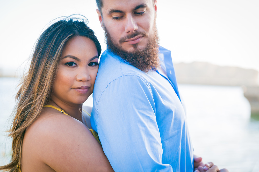 Land's End and Sutro Bath Engagement