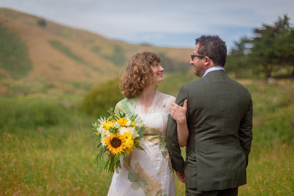 Headlands Center for the Arts Wedding