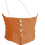 Thumbnail: Brown Leaves Embroidery Linen Top