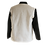 Thumbnail: Black and White Linen Shirt with Embroidery