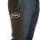 Thumbnail: Casual Black Pants with Embroidery Art