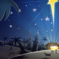 Animated Nativity
