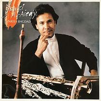 Pochette Album Paris Bagdad de Fawzy Al-Aiedy