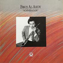 Pochette Album Schéhérazade de Fawzy Al-Aiedy