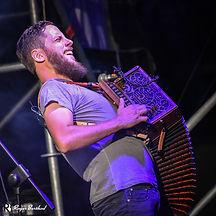 Vincent Boniface - Musicien à l'accordéon