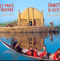 Pochette Album Le Paris Bagda de Fawzy Al-Aiedy
