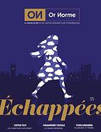 Échappées, magazine Or normes de la ville de strasbourg
