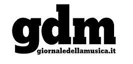 logo giornaledellamusica.it, webzine musicale italienne
