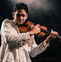 Zied Zouari violoniste