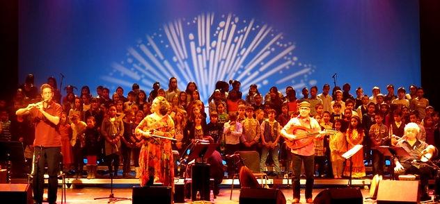 Concert la traversée Noces-Bayna