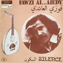 Pochette Album Silence de Fawzy Al-Aiedy