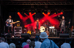 Ishtar Connection live in Bielefeld (DE)