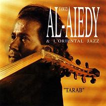 Pochette Album Tarab - Fawzy Al-Aiedy et L'Oriental Jazz