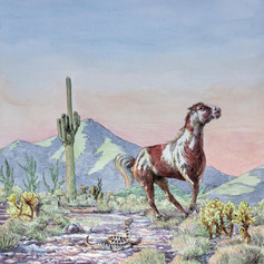 jeff horsey cover art
