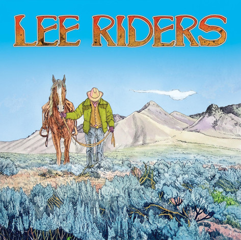 lee riders cover idea