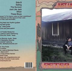 peter lewis 12 inch album