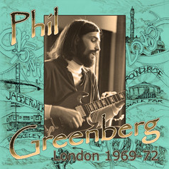 phil greenberg 10 inch