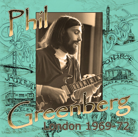 phil greenberg 10 inch