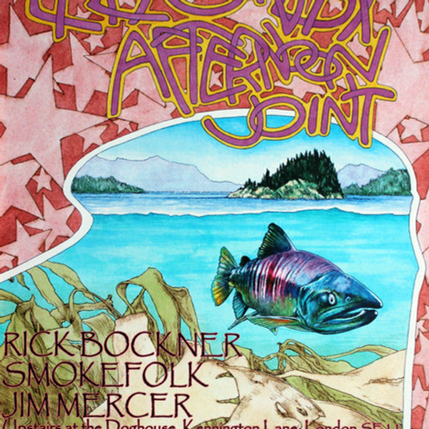 rick bockner poster