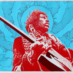 jimi red