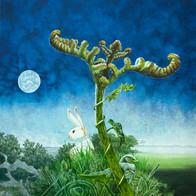 white rabbit two