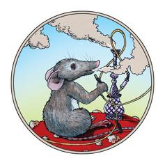 rat for hookah