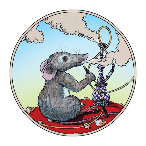 rat for hookah