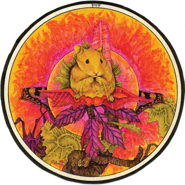 record centr (dandelion records)