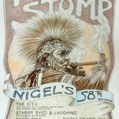 tribal stomp