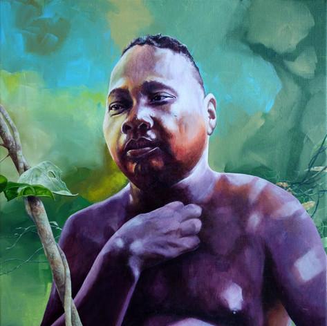 rainforest portrait