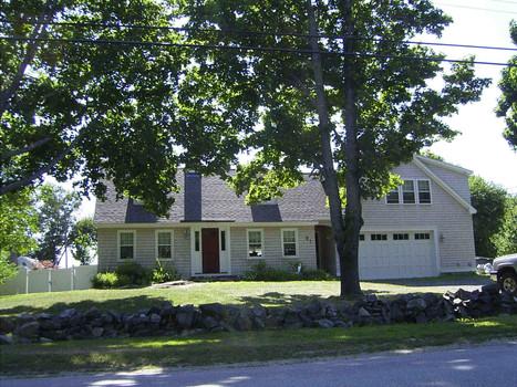 Luxury Renovation on Maine Coast