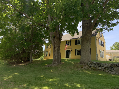 Oldest House in Derry, NH