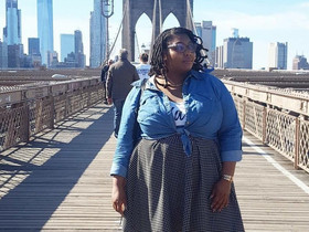 The Sit-Down With Evette Dionne, the Fat Black Feminist Who Ruins the Fun.