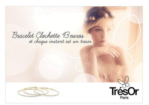 Bijoux Trésor Campagne d'affichage