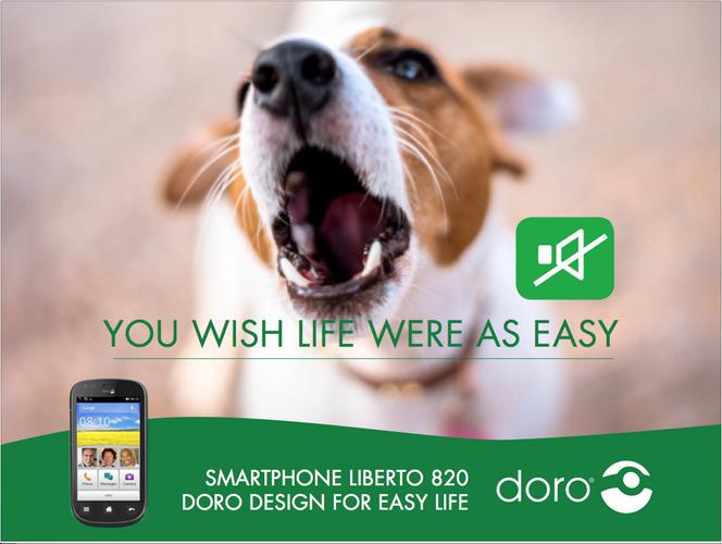DORO Seniors' Phone