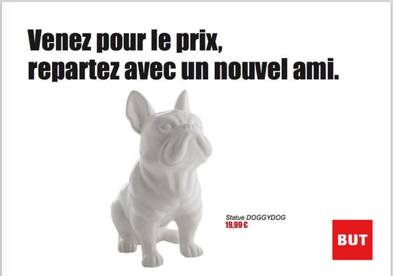 Campagne BUT - IL N'Y A PAS QUE LE PRIX