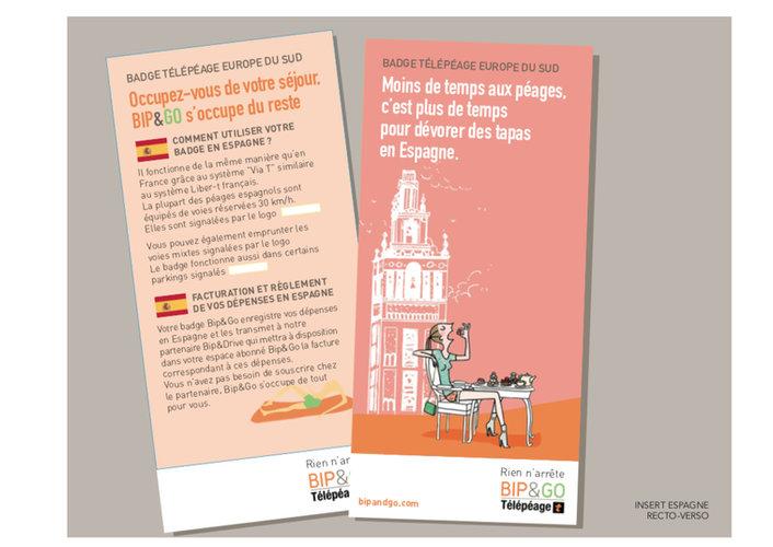 bip & go leaflet Europe