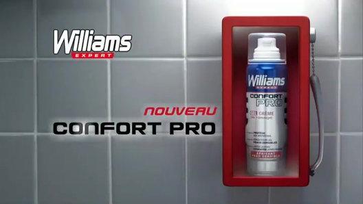 WILLIAMS SPOT TV