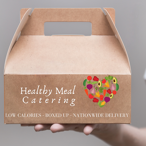 Low Calories Boxed up Nationwide deliver